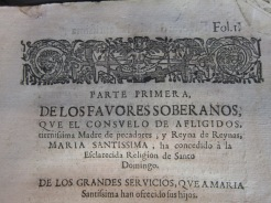 Chapter Header used by printer Roque Rico de Miranda 1681